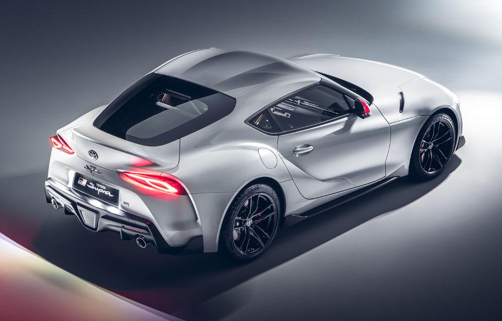 Toyota GR Supra primește un nou motor pe piața europeană: 2.0 litri și 258 de cai putere - Poza 6