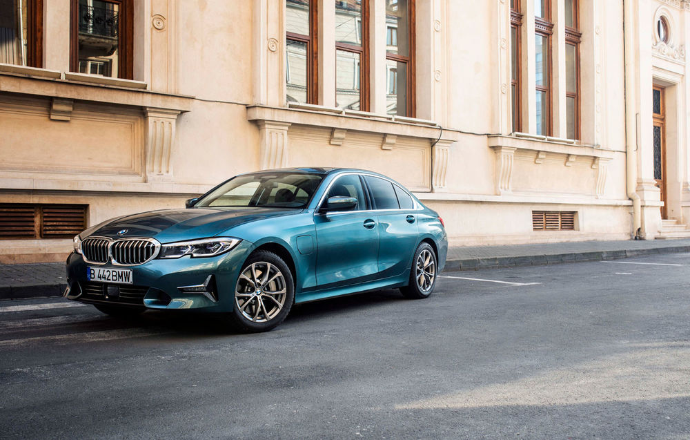 Test drive BMW Seria 3