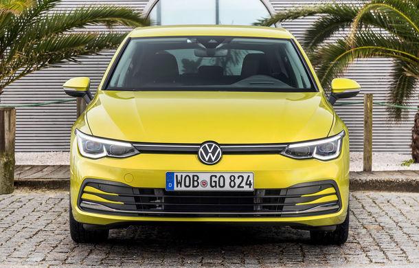 Noul Volkswagen Golf GTI va fi prezentat la Geneva: versiunea de top Golf R debutează la Goodwood - Poza 1