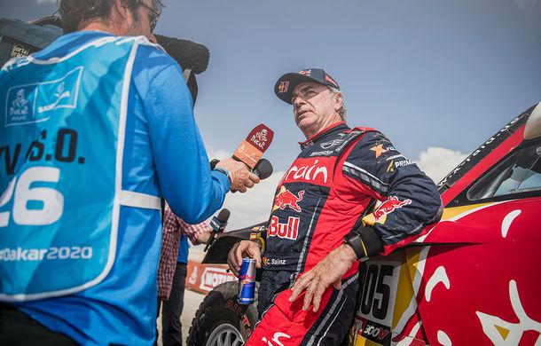 Carlos Sainz se impune în Raliul Dakar 2020. Românul Mani Gyenes câștigă categoria Malle Moto, dedicată riderilor fără asistență tehnică - Poza 3