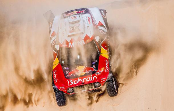 Carlos Sainz se impune în Raliul Dakar 2020. Românul Mani Gyenes câștigă categoria Malle Moto, dedicată riderilor fără asistență tehnică - Poza 2
