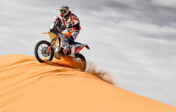 Carlos Sainz se impune în Raliul Dakar 2020. Românul Mani Gyenes câștigă categoria Malle Moto, dedicată riderilor fără asistență tehnică - Poza 4
