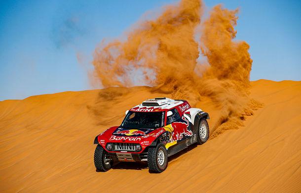Carlos Sainz se impune în Raliul Dakar 2020. Românul Mani Gyenes câștigă categoria Malle Moto, dedicată riderilor fără asistență tehnică - Poza 1