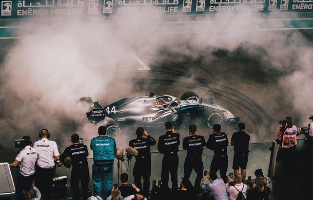 Mercedes va prezenta noul monopost în 14 februarie: germanii vor face un test pe circuitul de la Silverstone - Poza 1