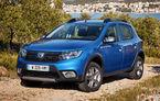 Dacia a vândut 55.000 de mașini în România în 2019: 80% dintre unitățile Sandero sunt Stepway, iar 70% dintre clienții Duster au ales versiune 4x4