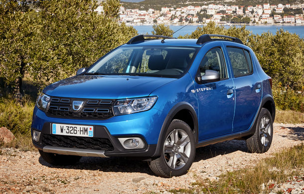 Dacia a vândut 55.000 de mașini în România în 2019: 80% dintre unitățile Sandero sunt Stepway, iar 70% dintre clienții Duster au ales versiune 4x4 - Poza 1