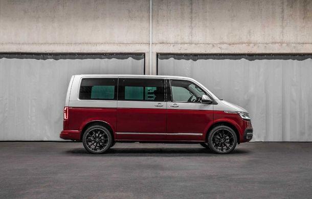 Volkswagen Multivan facelift, preparat de ABT Sportsline: suspensie Bilstein și versiuni cu până la 226 de cai putere - Poza 4