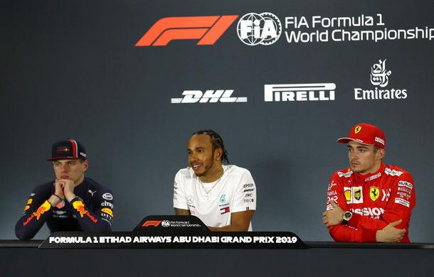 """Red Bull anticipează un sezon """"de poveste"""" în 2020: """"Va fi interesant să vedem cum se descurcă Hamilton cu Leclerc și Verstappen"""" - Poza 1"""