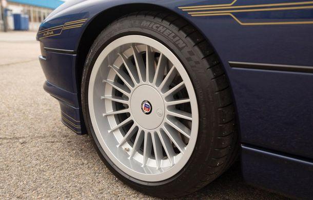 Un exemplar Alpina B12 5.7 Coupe va fi scos la licitație: prețul estimat de specialiști trece de 300.000 de euro - Poza 8
