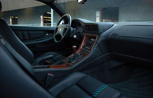 Un exemplar Alpina B12 5.7 Coupe va fi scos la licitație: prețul estimat de specialiști trece de 300.000 de euro - Poza 10