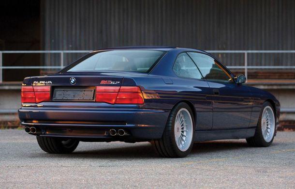 Un exemplar Alpina B12 5.7 Coupe va fi scos la licitație: prețul estimat de specialiști trece de 300.000 de euro - Poza 5