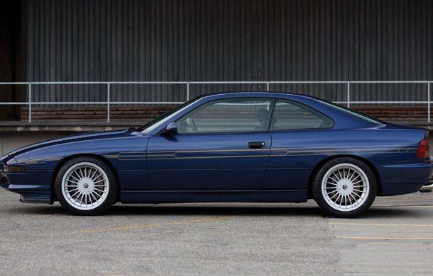 Un exemplar Alpina B12 5.7 Coupe va fi scos la licitație: prețul estimat de specialiști trece de 300.000 de euro - Poza 3