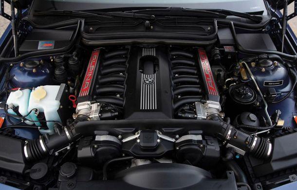 Un exemplar Alpina B12 5.7 Coupe va fi scos la licitație: prețul estimat de specialiști trece de 300.000 de euro - Poza 16