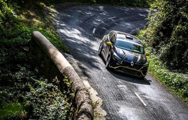 Noul Renault Clio Rally R2: modelul dedicat raliurilor debutează în etapa din Monte Carlo - Poza 2