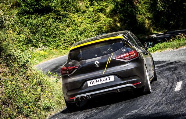 Noul Renault Clio Rally R2: modelul dedicat raliurilor debutează în etapa din Monte Carlo - Poza 3