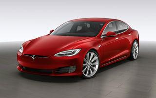 """Tesla respinge acuzațiile cu privire la """"accelerarea involuntară"""" a mașinilor sale: """"Acuzațiile vin de la persoane care vor scăderea acțiunilor la bursă"""""""