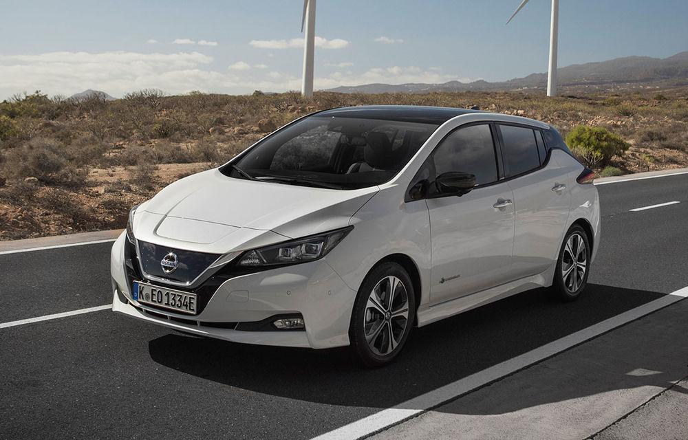 Nissan Leaf atinge borna 450.000: vânzările au început în 2010 - Poza 1