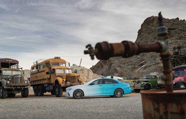 Primele imagini și detalii referitoare la Mercedes-Benz Clasa E facelift: versiuni mild-hybrid și plug-in hybrid, interior îmbunătățit și tehnologii de conducere semi-autonomă - Poza 15