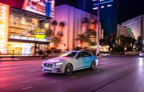 Primele imagini și detalii referitoare la Mercedes-Benz Clasa E facelift: versiuni mild-hybrid și plug-in hybrid, interior îmbunătățit și tehnologii de conducere semi-autonomă - Poza 19