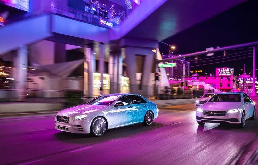 Primele imagini și detalii referitoare la Mercedes-Benz Clasa E facelift: versiuni mild-hybrid și plug-in hybrid, interior îmbunătățit și tehnologii de conducere semi-autonomă - Poza 20