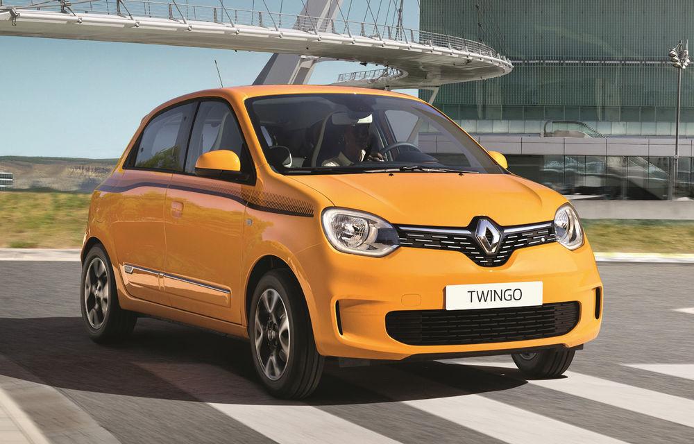Versiunea electrică a lui Renault Twingo va fi lansată în cursul anului: francezii vor miza pe platforma actualului Smart EQ Fortwo - Poza 1