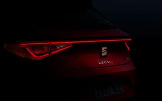 Un nou teaser video cu viitoarea generație Seat Leon: modelul constructorului spaniol va fi prezentat în 28 ianuarie