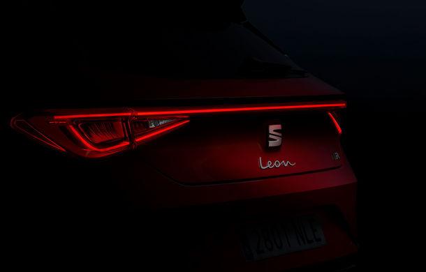 Un nou teaser video cu viitoarea generație Seat Leon: modelul constructorului spaniol va fi prezentat în 28 ianuarie - Poza 1