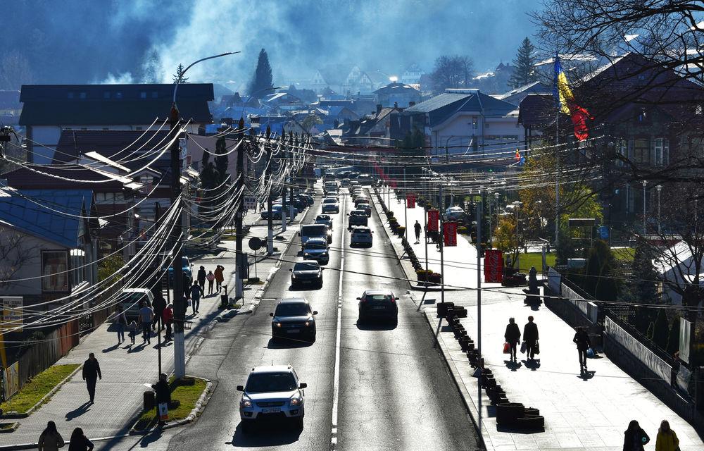 Propuneri pentru traficul de pe Valea Prahovei: reabilitarea unor drumuri din Câmpina - Valea Doftanei, Azuga și Sinaia - Poza 1