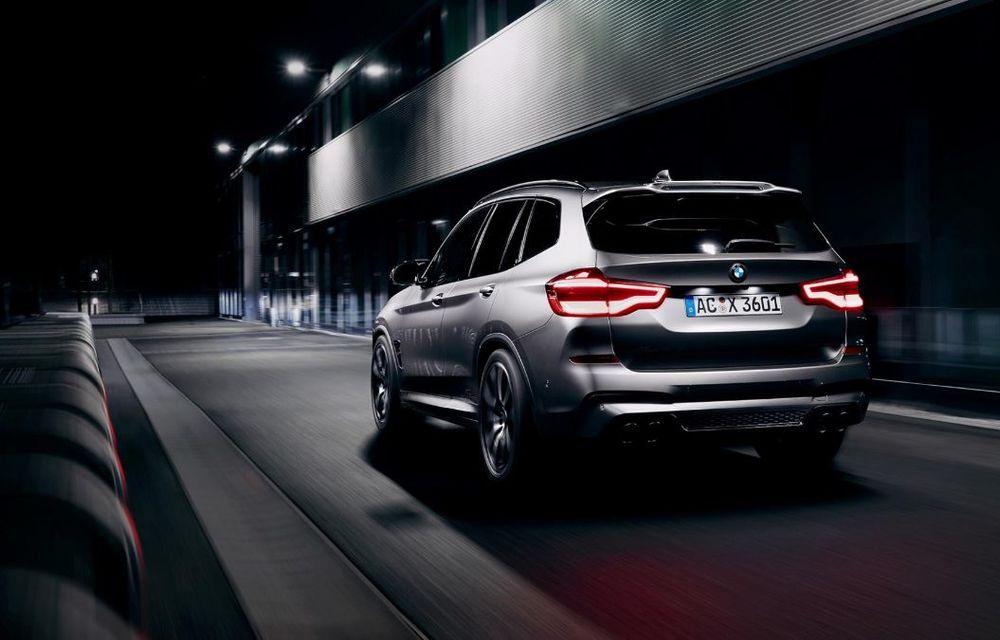 Tratament din partea AC Schnitzer pentru BMW X3 M Competition: motorul de 3.0 litri oferă acum 600 CP - Poza 4