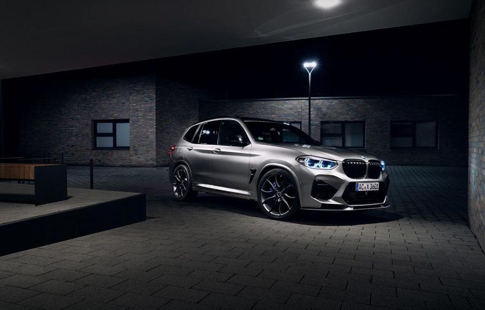 Tratament din partea AC Schnitzer pentru BMW X3 M Competition: motorul de 3.0 litri oferă acum 600 CP - Poza 2