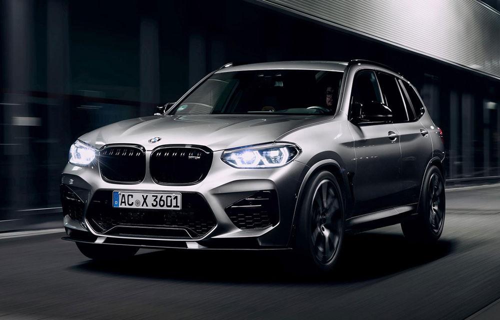 Tratament din partea AC Schnitzer pentru BMW X3 M Competition: motorul de 3.0 litri oferă acum 600 CP - Poza 1