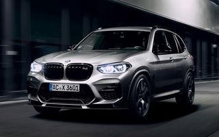 Tratament din partea AC Schnitzer pentru BMW X3 M Competition: motorul de 3.0 litri oferă acum 600 CP