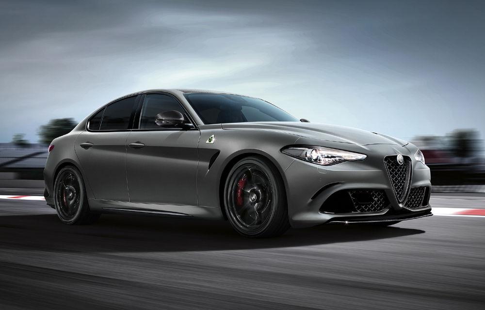 Alfa Romeo ar putea lansa ediția specială Giulia GTA: motorul V6 de 2.9 litri va dezvolta 620 CP - Poza 1