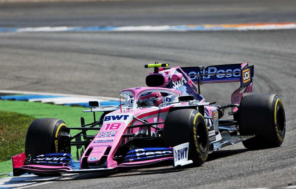 Racing Point va prezenta noul monopost în 17 februarie: evenimentul va avea loc în Austria - Poza 1