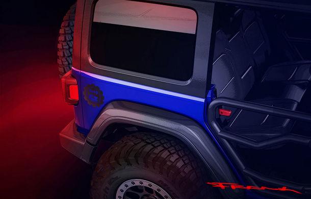 Mopar pregătește o ediție specială bazată pe Jeep Wrangler: modelul va fi expus în cadrul Salonului Auto de la Chicago - Poza 1