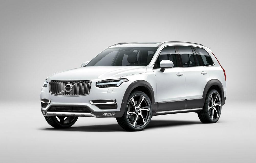 Volvo va lansa o versiune electrică pentru XC90 în 2022: producție în Statele Unite - Poza 1