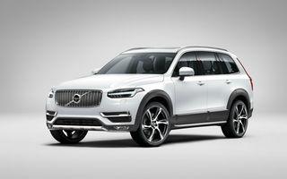 Volvo va lansa o versiune electrică pentru XC90 în 2022: producție în Statele Unite