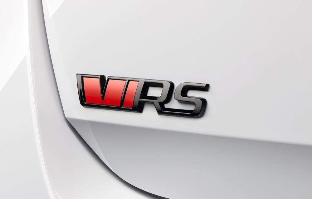 Skoda Octavia va primi o versiune de performanță plug-in hybrid: Octavia RS iV va fi prezentată în luna martie - Poza 1