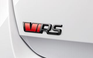 Skoda Octavia va primi o versiune de performanță plug-in hybrid: Octavia RS iV va fi prezentată în luna martie