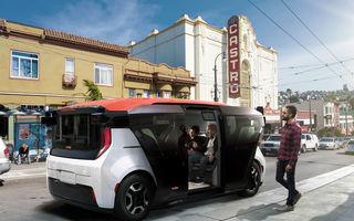 Detalii despre vehiculul autonom Cruise Origin: General Motors vrea să înceapă producția în 2022