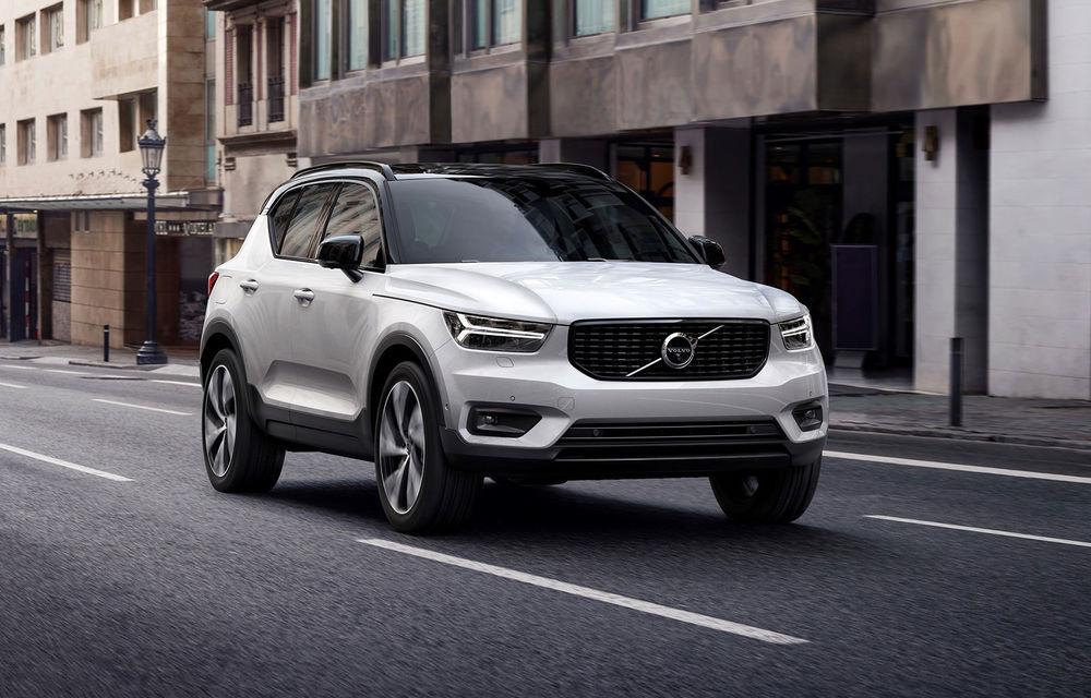 """Volvo vrea să respecte emisiile de CO2 cu ajutorul hibrizilor plug-in: """"Nu avem de gând să plătim amenzi la Bruxelles"""" - Poza 1"""