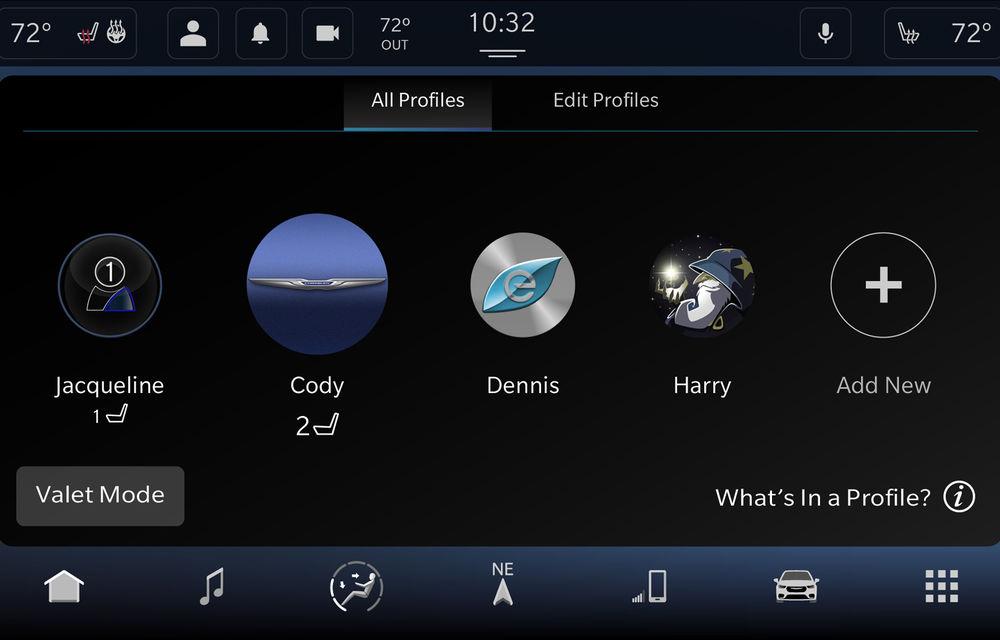 Fiat-Chrysler anunță schimbări majore pentru sistemul de infotainment Uconnect 5: este bazat pe Android și suportă ecrane de până la 12.3 inch - Poza 3