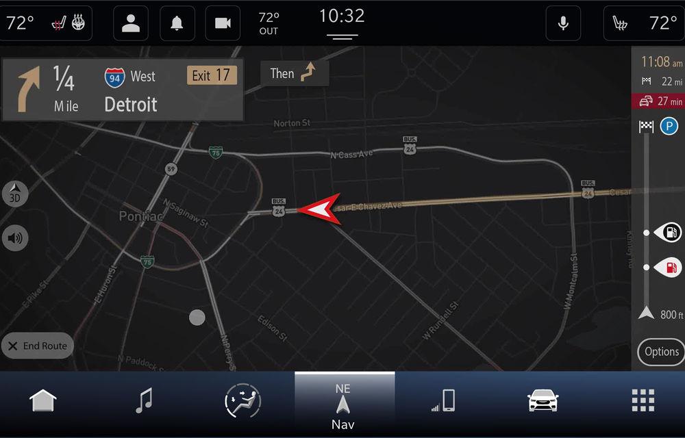 Fiat-Chrysler anunță schimbări majore pentru sistemul de infotainment Uconnect 5: este bazat pe Android și suportă ecrane de până la 12.3 inch - Poza 1
