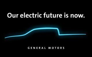 General Motors confirmă lansarea unor SUV-uri și pick-up-uri electrice: producția va începe în 2021