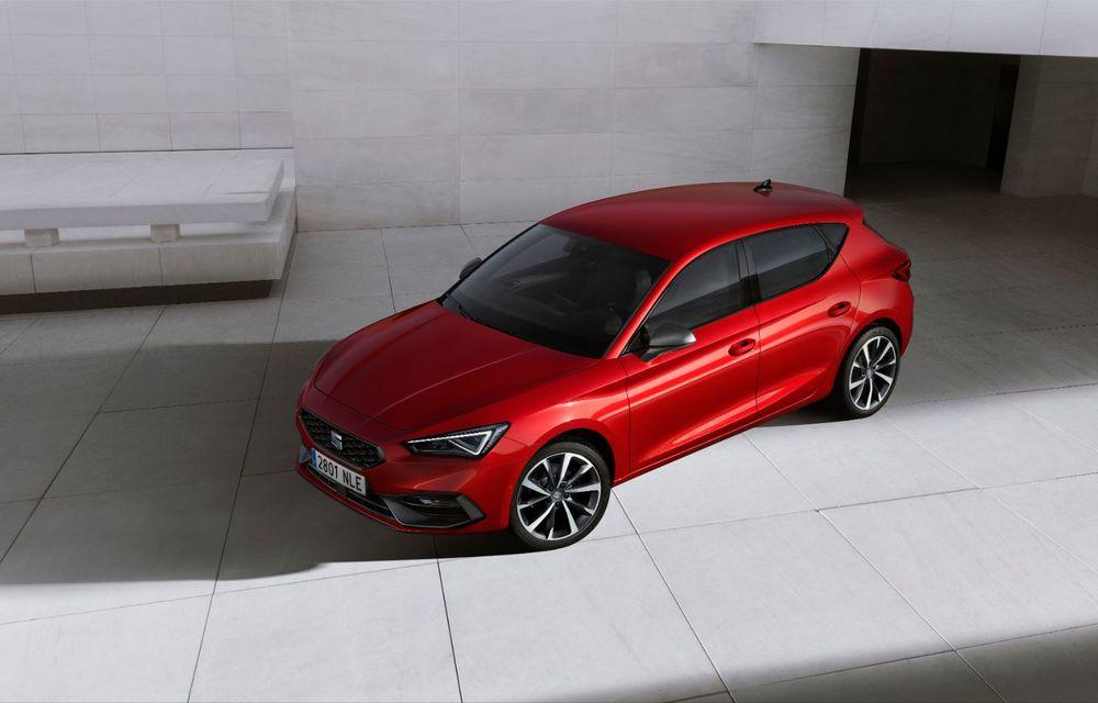 Seat Leon ajunge la a patra generație: motorizări mild-hybrid și plug-in hybrid și pachet tehnologic de top - Poza 5