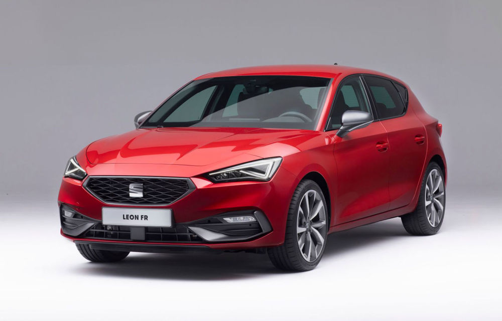Seat Leon ajunge la a patra generație: motorizări mild-hybrid și plug-in hybrid și pachet tehnologic de top - Poza 1