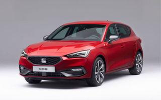 Seat Leon ajunge la a patra generație: motorizări mild-hybrid și plug-in hybrid și pachet tehnologic de top