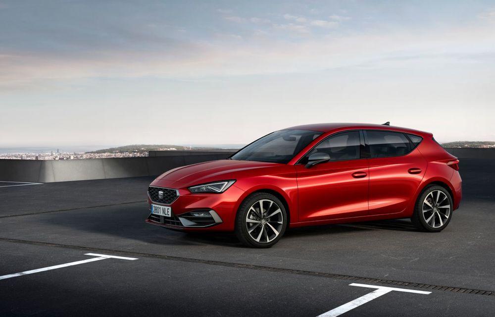 Seat Leon ajunge la a patra generație: motorizări mild-hybrid și plug-in hybrid și pachet tehnologic de top - Poza 6