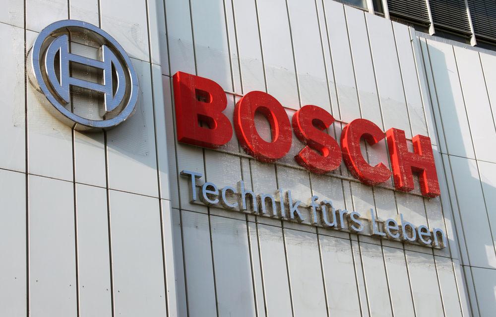 """Bosch estimează scăderea producției globale de mașini în 2020: """"Următoarea creștere va veni după 2025"""" - Poza 1"""