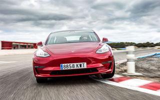"""Tesla anunță obiective ambițioase pentru 2020: """"Vom depăși lejer 500.000 de unități livrate"""""""